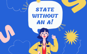 State Without An A